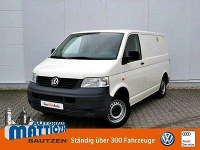 gebraucht VW T5 2.5 TDI AHK/SHZ/KLIMA/DOPPELSITZBANK/TRENNWAND/ZV