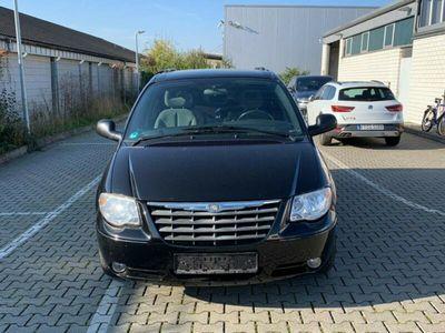 gebraucht Chrysler Voyager Classic 2.5 CRD,Klimaautom,ZV,7.Sitzer