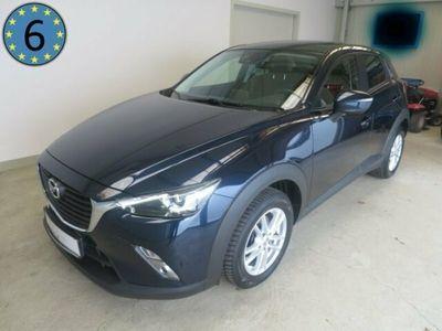 gebraucht Mazda CX-3 1.5 SkyActiv-D Navi LED