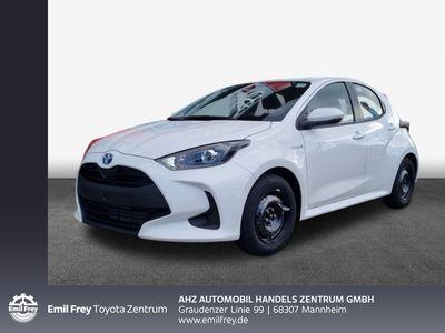 gebraucht Toyota Yaris Hybrid 1.5 VVT-i Business Edition