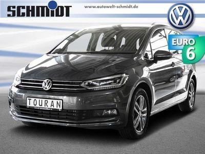 second-hand VW Touran 1.5 TSI Join LED, ACC, Navi, Kamera, ParkPilot, S