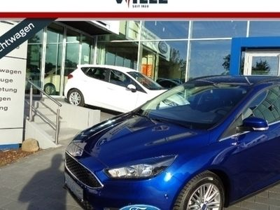 gebraucht Ford Focus Turnier Cool Connect 1.0 EcoBoost
