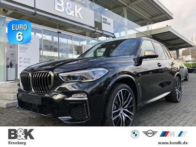 gebraucht BMW X5 M 50d, HUD, Sky Lounge, Night Vision, AHK,