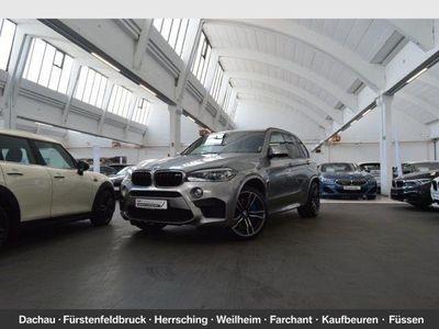 gebraucht BMW X5 M M Drivers P. Head-Up HK HiFi LED Standhzg.