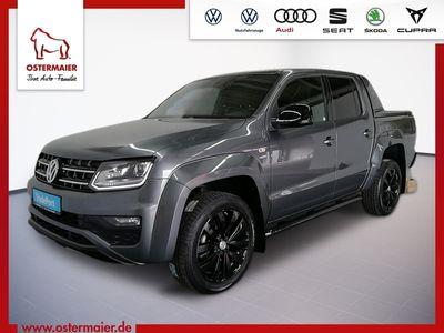 gebraucht VW Amarok DOUBLECAP AVENTURA 3.0TDI 258PS 4M 5 SITZE.AHK.ST