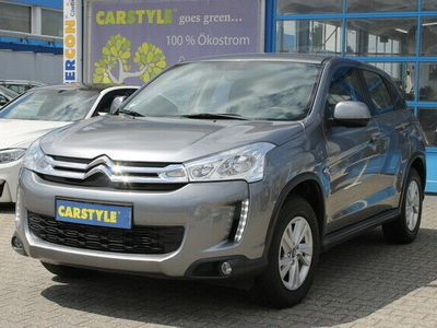 gebraucht Citroën C4 Aircross Exclusive 4WD 1.8 HDI SHZ