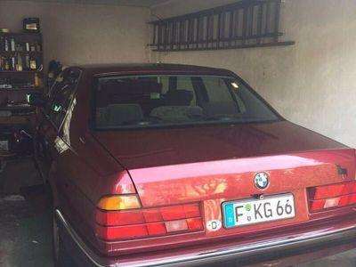 gebraucht BMW 730 i gepflegtes Sammlerfahrzeug als Limousine in Frankfurt