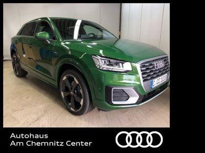 gebraucht Audi Q2 Sport 1.5TFSI S-Line MMI Navi LED Frontassist