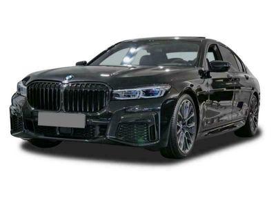gebraucht BMW 740 d xDrive Sportpaket DAB Massage HUD Laser -