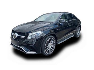 gebraucht Mercedes GLE63 AMG AMG 4M Coupé Com.,Pano,AHK,Distr.,Kamera,