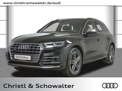 gebraucht Audi SQ5 3.0 TFSI quattro Tiptr. Leder Pano