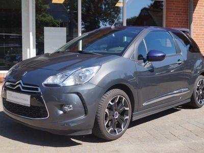 gebraucht Citroën DS3 Cabriolet 1.6 THP 155 SportChic *Navi,PDC,SHZ*