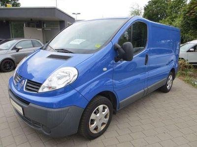 gebraucht Renault Trafic LKW Kasten 2.0 dCi 90 L1H1 2,7t