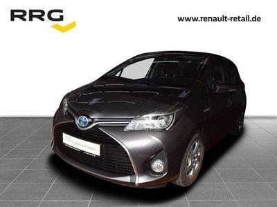 used Toyota Yaris 1.5 VVT-I HYBRID EDITION S EURO 6 LIMOUSIN
