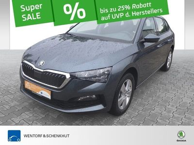 gebraucht Skoda Scala Ambition 1,0 l TSI 85 kW 6-Gang Ambition *Sofort Verfügbar*