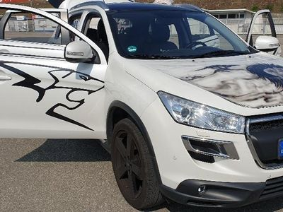 gebraucht Peugeot 4008 HDI FAP 150 Stop Suv Allrad
