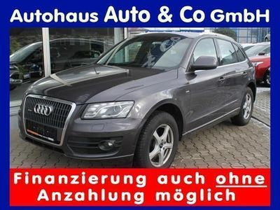 gebraucht Audi Q5 2.0 TDI quattro S line Xenon Teilleder Navigation