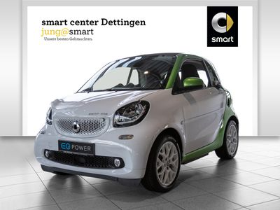 gebraucht Smart ForTwo Electric Drive forTwo LED Klima USB Sitzheizung BC