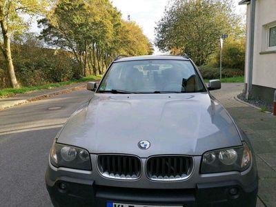 gebraucht BMW X3 E83 3.0 mit gas