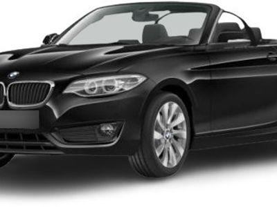 gebraucht BMW 220 220 d Cabrio Advantage Navi Business Klimaaut.