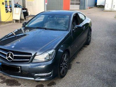 gebraucht Mercedes C250 CDI Coupé *AMG Premium Plus* 7G-TRONIC