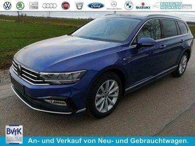 gebraucht VW Passat Variant Var. 2.0TDi R-Line DSG 4Motion ACC, elek. HK, Matrix, Navi