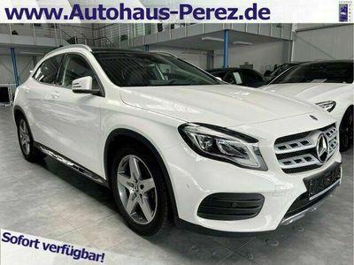 gebraucht Mercedes GLA250 7G AMG Line-PANO SD-LED-KAMERA-DAB