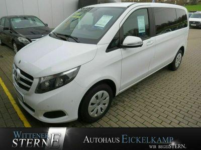 gebraucht Mercedes V220 d Kompakt Rise KLIMA EINPARKHILFE EURO6 als Van/Kleinbus in Witten