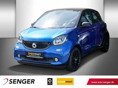 gebraucht Smart ForFour 66 KW+PASSION+PANO+SLEEK-STYLE+LED