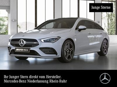 gebraucht Mercedes CLA35 AMG Mercedes-AMG4MATIC Shooting Brake