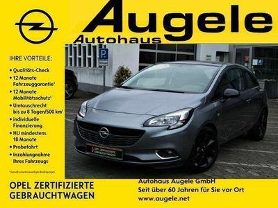 gebraucht Opel Corsa E 1.4 Color Edition, PDC, Klimaauto, BTH
