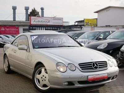 """used Mercedes 600 600 CL-Coupe""""2.HAND+LÜCKENLOS MB SCHECKHEFT"""""""