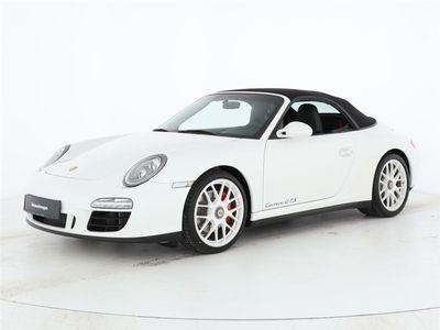gebraucht Porsche 997 911 GTS Cabrio, Schalter, Navi, Telfonm, uvm.