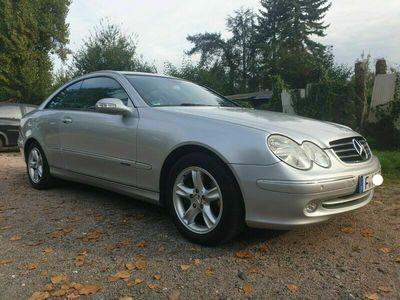 gebraucht Mercedes CLK240 Tüv Neu LPG GAS