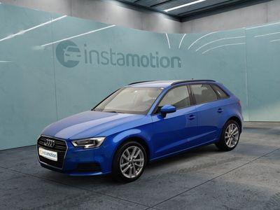 gebraucht Audi A3 Sportback A3 30 TDI S-tronic Bluetooth Navi
