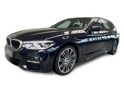 gebraucht BMW 540 d xDrive M Sport Touring InnovationsPaket DrivingAssPlus BusinessPaket EntertainmentPaket