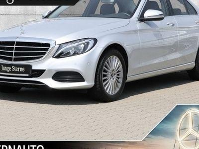 gebraucht Mercedes C200 Avantgarde akt. Parkassistent