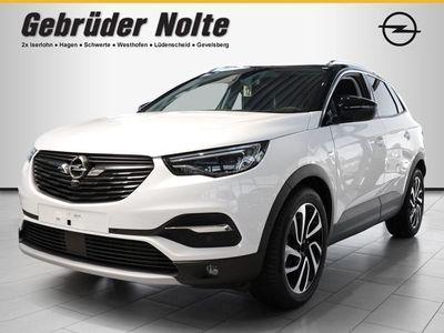 gebraucht Opel Grandland X 1.2 Turbo Ultimate LEDER NAVI LED