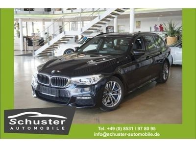 gebraucht BMW 540 i xDrive M Sport Touring LED Panorama Navi
