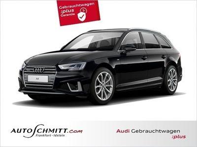 gebraucht Audi A4 Avant design 40 TDI quattro 140 kW (190 PS) S tronic