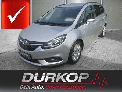 gebraucht Opel Zafira C Active 2.0 CDTI PDC Sitzheizung Klimaautomatik A