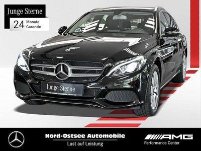 gebraucht Mercedes C350e T Avantgarde LED Navi Airmatic Navi SHZ