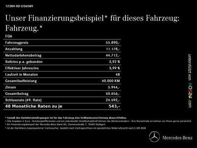 gebraucht Mercedes EQA250