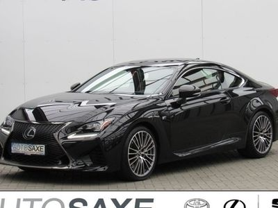 gebraucht Lexus RC F Advantage*LED*NAVI*LEDER*SHZ-B*GSHD*TVD*ACC