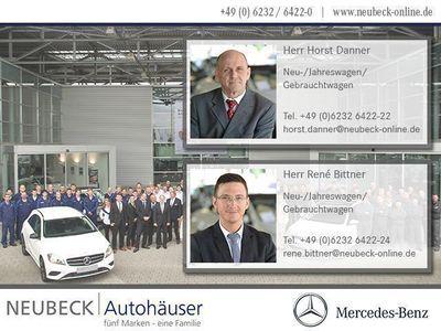 gebraucht Mercedes A180 d Style 7G-DCT Navi/Pano.-Dach/BCTPDC/SHZ LED