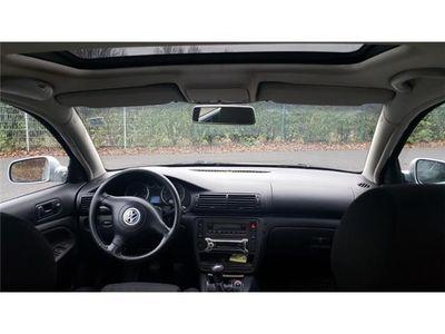 gebraucht VW Passat Variant 2.5 TDI V6 Highline AHK