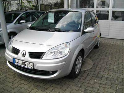 gebraucht Renault Scénic II AVANTAGE