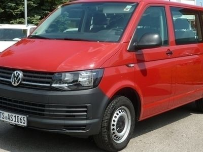 gebraucht VW Caravelle T6Trendline 2.0 TDI 9 Sitze EcoProfi