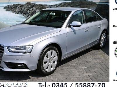 gebraucht Audi A4 Limousine Ambiente 1.8 DSG Xenon Klima Parkpi