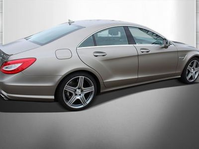 gebraucht Mercedes CLS63 AMG Mercedes-AMGCoupé Comand,SHZ,SHD,PTS,ILS